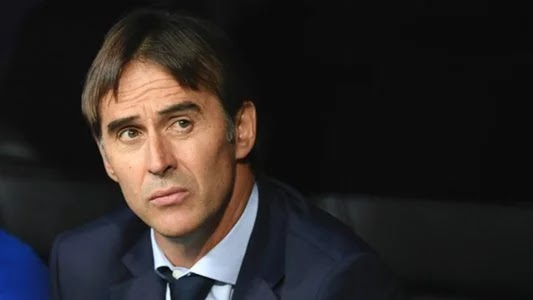 Madrid appoint Lopetegui as Zidane's replacement
