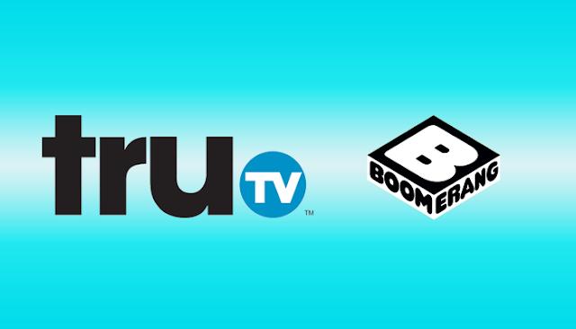 Sky anuncia a saída dos canais TruTV e Boomerang em substituição aos canais EI
