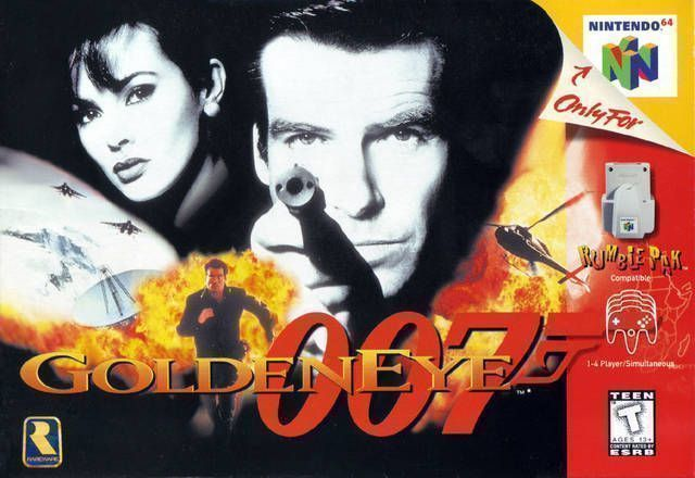 ROMs - 007 - Goldeneye (Português) - N64 Download