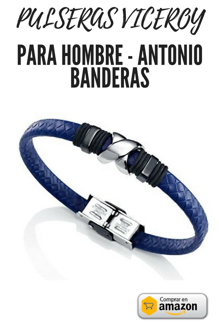Pulsera Antonio Banderas