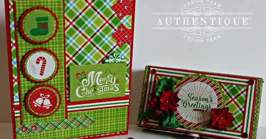 Season's Greetings Gift Card Set with a Twist