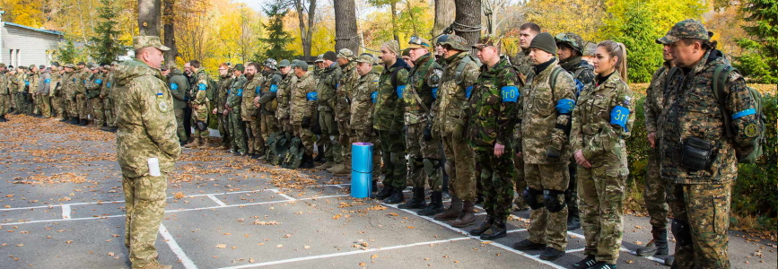 Коронавірус не завадить призову резервістів на Харківщині