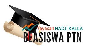 Beasiswa Mahasiswa S1 - S2 dari Yayasan Hadji Kalla