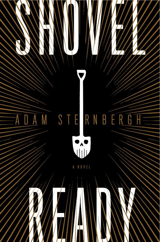 Interview with Adam Sternbergh, author of Shovel Ready - February 27, 2014
