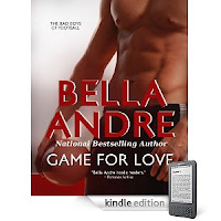 KND Kindle Free Book Alert, Thursday, May 12: Choices for Everyone with Today's Brand New Freebies Plus 500 More! plus ... Was it ever like this for Tom Brady or Brett Favre? Bella Andre's <i><b>Game For Love </b></i>(Today's Sponsor)