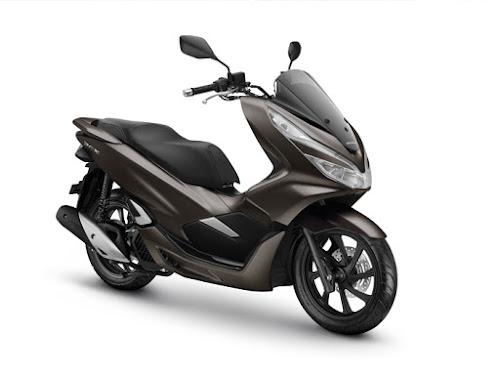 Warna dan harga Honda PCX terbaru 2019