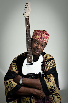 King Sunny Ade's Guitar Auctioned For A Whopping N52.1M at #KSAat70