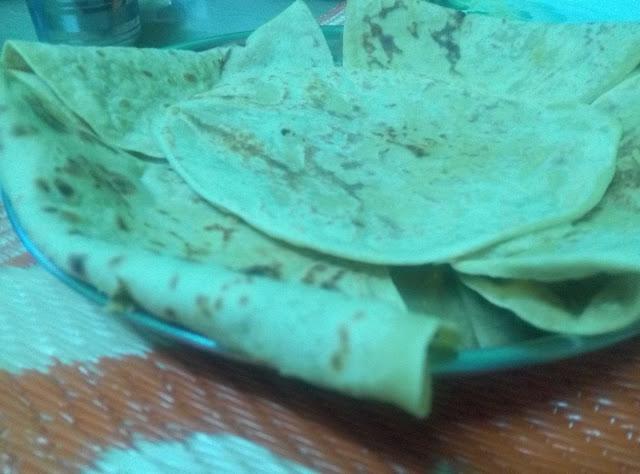 puran poli kadali bele holege recipe