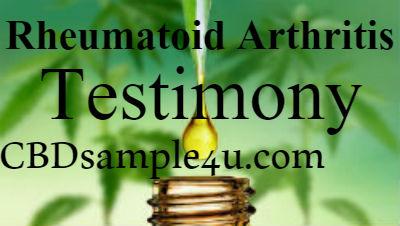 Can Hempworx CBD oil help Rheumatoid Arthritis?