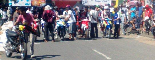 HIPMI Race, 2011, Sedot ,Perhatian ,Pencinta ,Otomotif ,Sulsel, Di ,Selayar