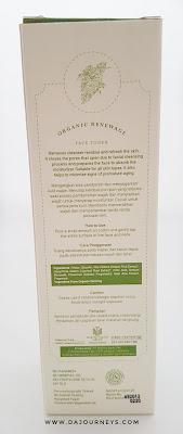Solusi Organic Renewage Face Toner