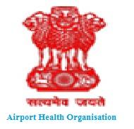 Airport Health Organization Recruitment 2017