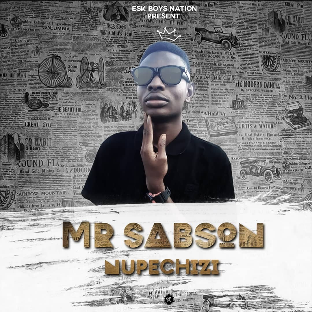 MUSIC: Mr Sabson - Masoyimi (Olamide Cover)