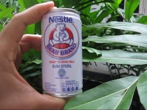 aturan minum susu bear brand