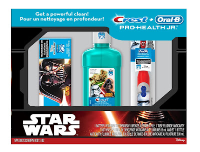 Star Wars holiday gift pack Walmart #MomsShopWalmart