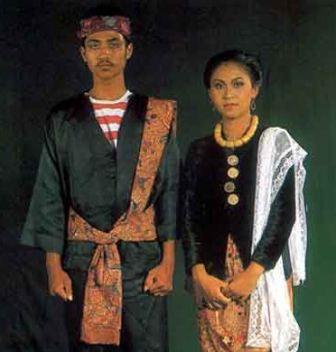 Pakaian Adat Suku Jawa