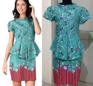 Mengulas Tentang Beberapa Model Blouse Batik Wanita dengan Style Modern