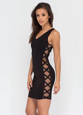 ideas de Vestidos de Noche Sencillos