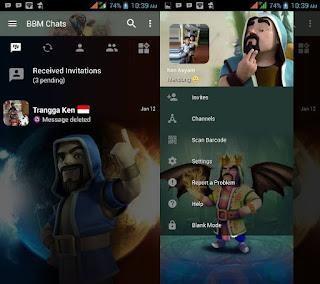 BBM Mod Wizard COC