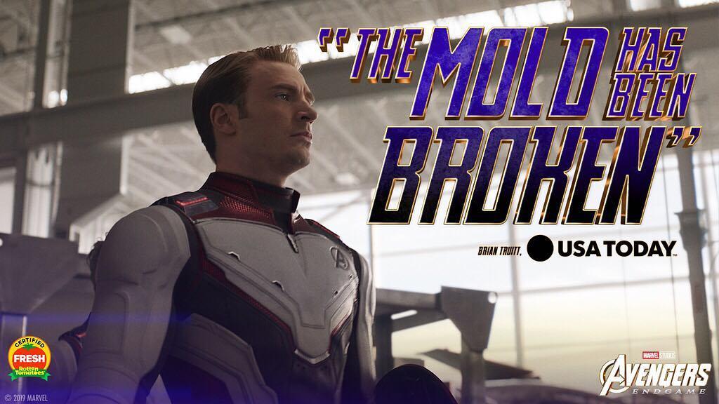 Avengers : Endgame earned INR 53.10 Crore on Friday
