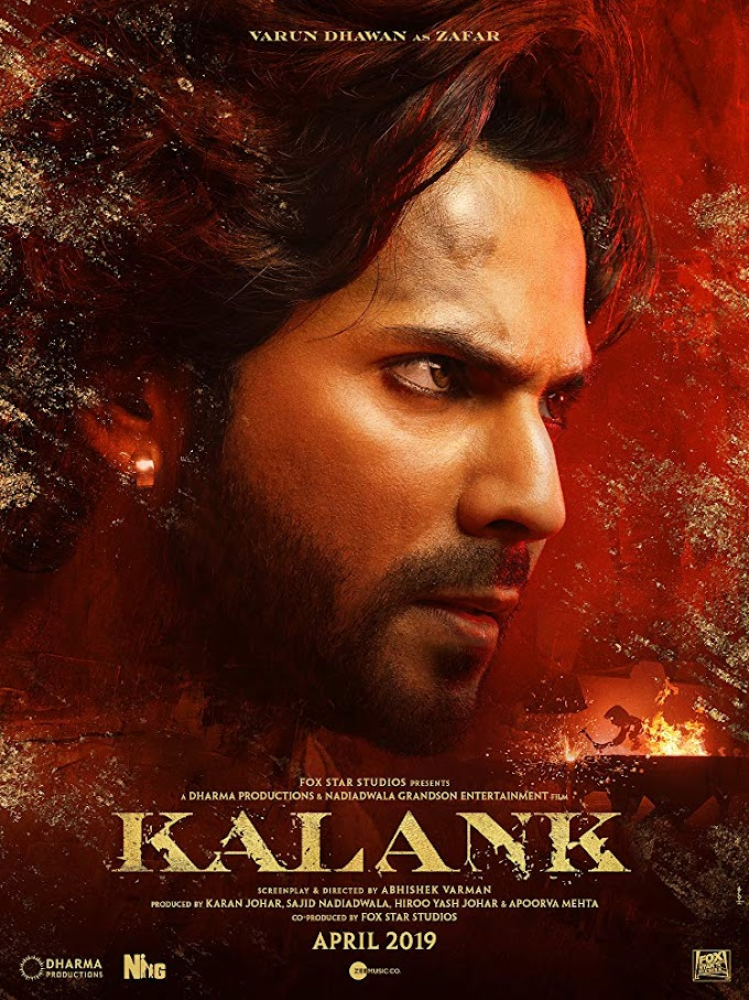 Kalank 2019 Hindi HD