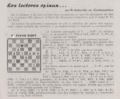 Revista Ajedrez Español nº 24, agosto 1957, pág. 363