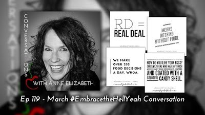 Weekly Wisdom March EmbracetheHellyeah Podcast