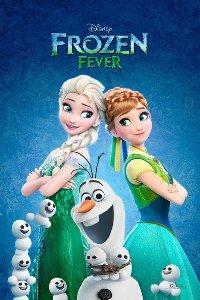 Poster Frozen Fever (Short)