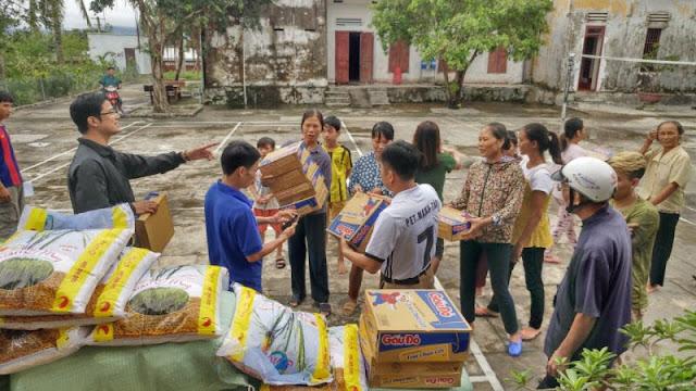 Toàn cảnh lũ lụt tại Ninh Bình và hoạt động cứu trợ tại Thanh Hoá - Ảnh minh hoạ 31