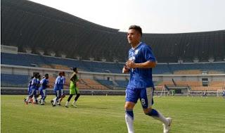 Persib vs Arema FC:  Kim Jeffrey Kurniawan Siap Comeback, Kondisi Fit 100 Persen