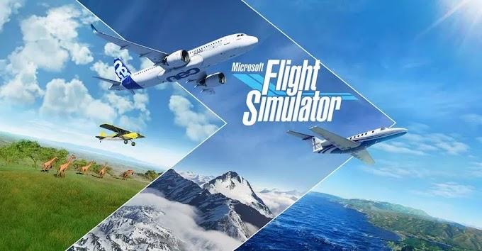Microsoft Flight Simulator ahora en Xbox Game Pass
