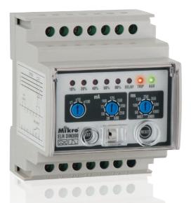 bảng giá relay bảo vệ dòng rò DIN300A