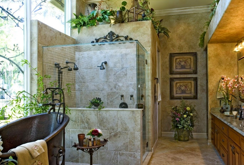Adding Flowers and Plants to Your Bathroom
