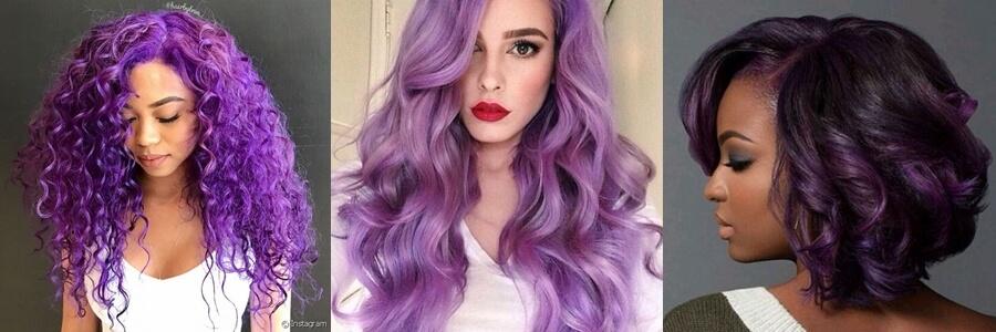 Resultado de imagem para ultravioleta cabelo