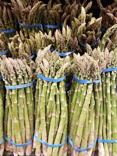 vegetarian asparagus recipes