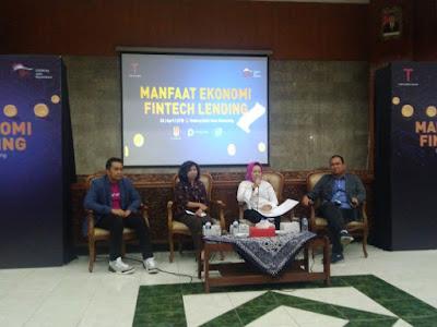 Ngobrol Tempo Fintech Lending Semarang