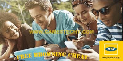 Latest Mtn mPulse Free Browsing Cheat