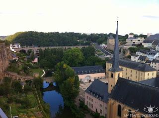 My Travel Background : Les trésors de la Lorraine (je vous emmène en Lorraine) - Le Luxembourg