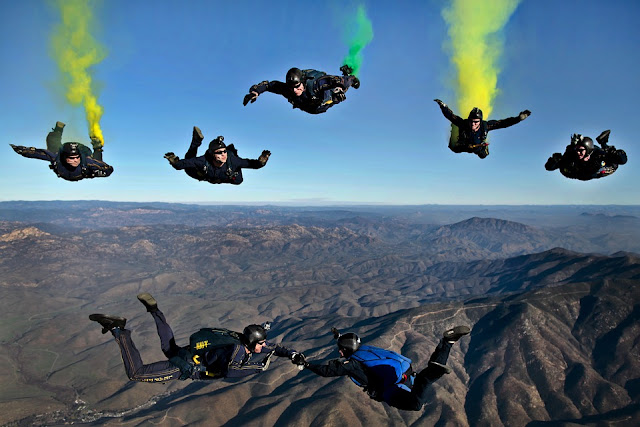 Things to Do in Zambales skydive