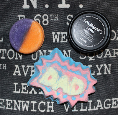 Lush Father's Day Collection 2017