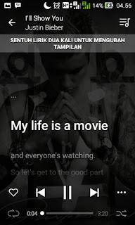Menampilkan Lirik di Android