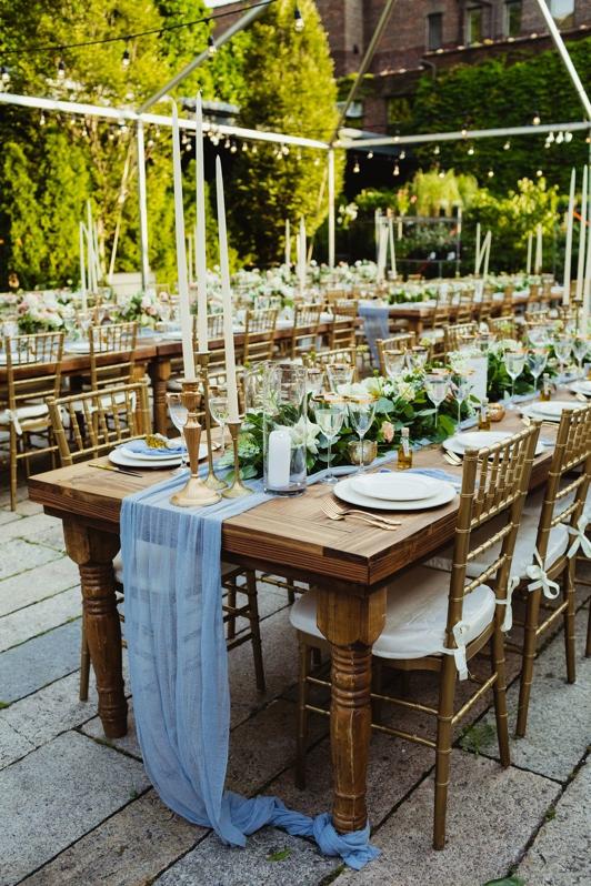 urbana y elegante decoracion de boda chicanddeco blog