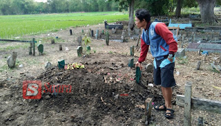 Warga Desa Mori Digegerkan Adanya Kuburan Dibongkar, Gelu Dan Tali Pocong Hilang!