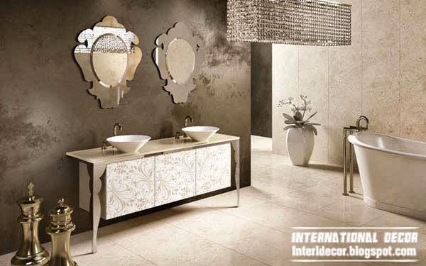 Luxury Italian Bathroom Furniture And