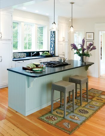 nautical kitchen