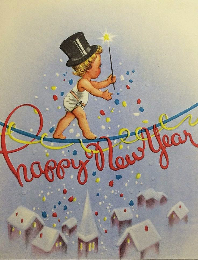 before you start your celebration do not miss to have a glance at our collection of 30 lovely vintage happy new year cards
