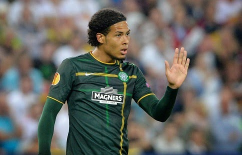 Liverpool enter the race to sign Virgil van Dijk