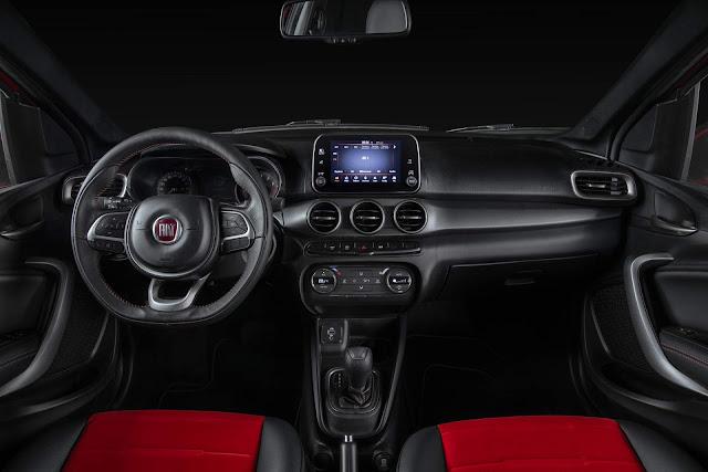 Fiat Cronos 2010 Sport 1.8 Automático