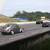 """Vídeo do dia: Porsche sendo """"empurrado"""" por Fusca"""
