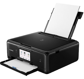 Canon PIXMA TS8050 All-In-One Inkjet Colour Printer